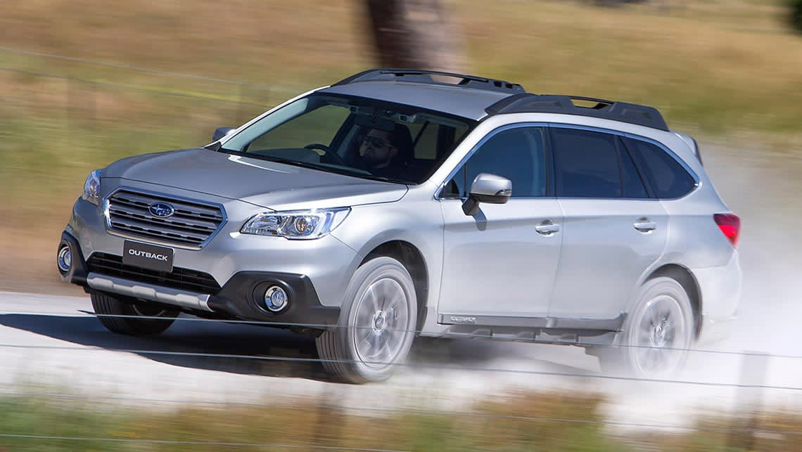 subaru outback 2 0 diesel premium 2015 review road test carsguide. Black Bedroom Furniture Sets. Home Design Ideas