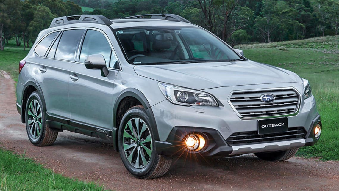 Subaru outback 2.5 vs 3.6