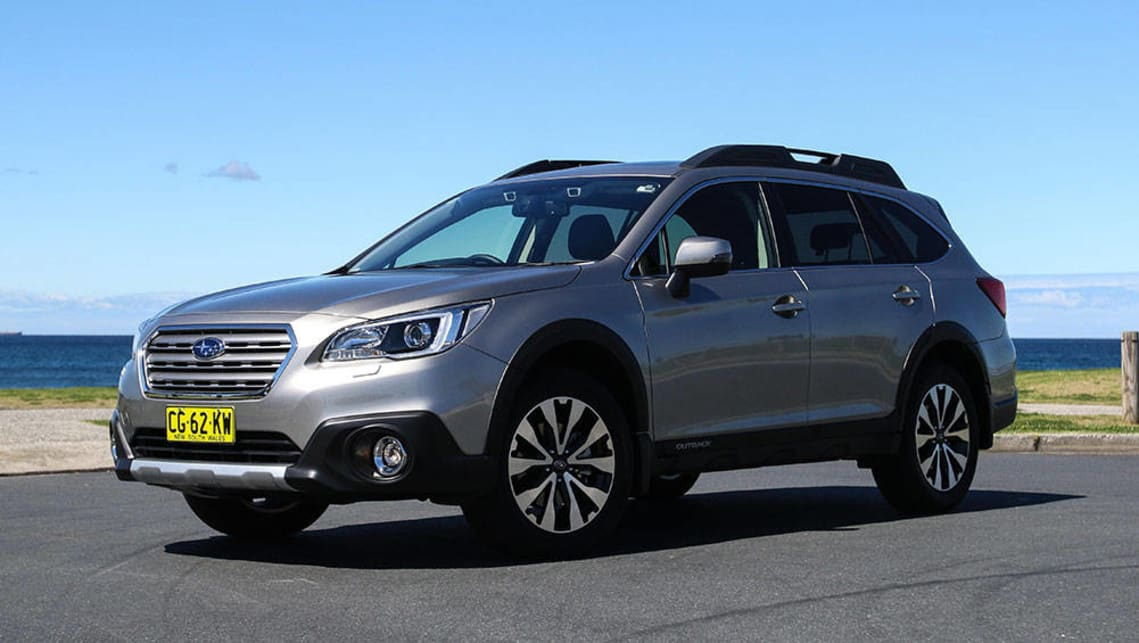 subaru outback premium 2016 review road test carsguide. Black Bedroom Furniture Sets. Home Design Ideas