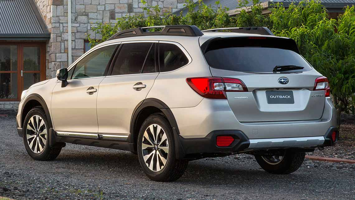 Subaru Outback 3.6R 2016 review | CarsGuide