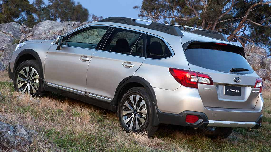 Subaru Outback and Liberty 2015 review | CarsGuide