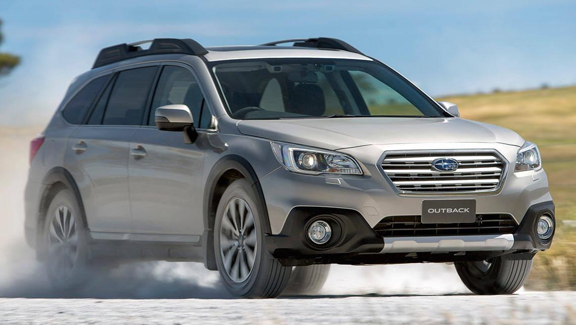 Subaru Outback 3 6r 2016 Review Carsguide