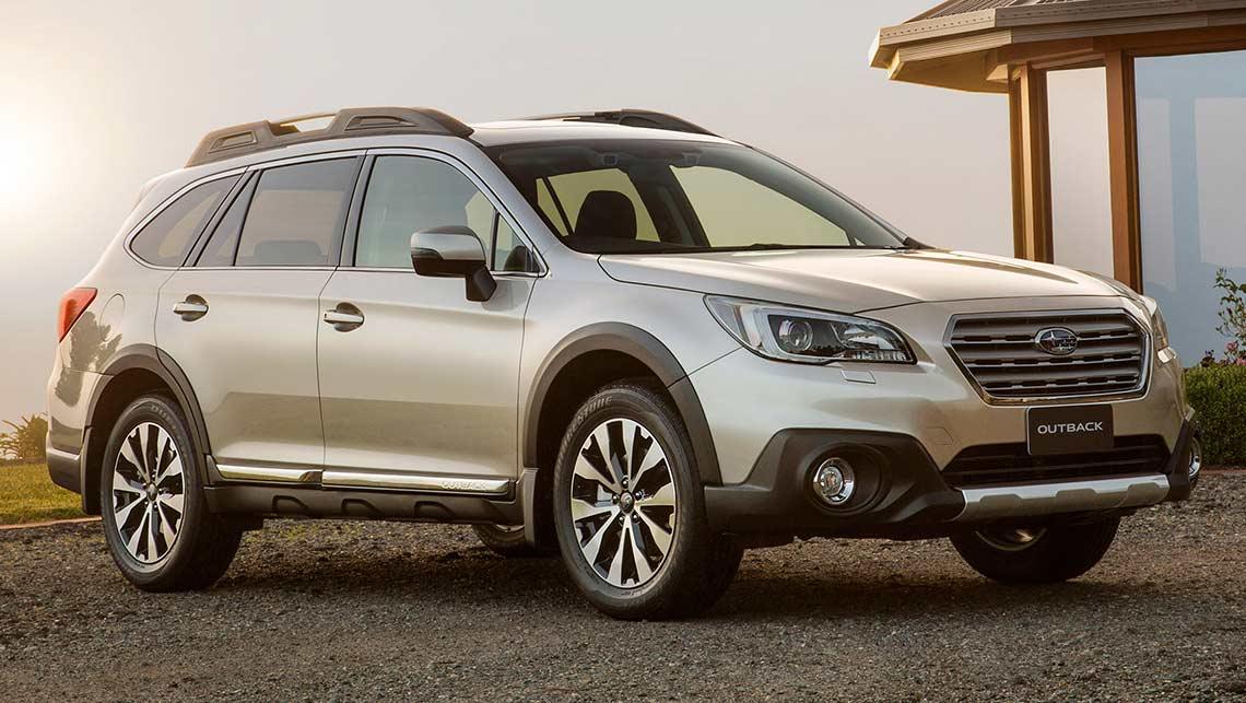 2016 Subaru Outback Turbo