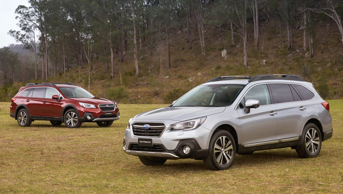 subaru outback 2018 pricing and spec confirmed car news carsguide. Black Bedroom Furniture Sets. Home Design Ideas