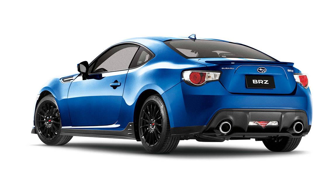 Subaru brz msrp