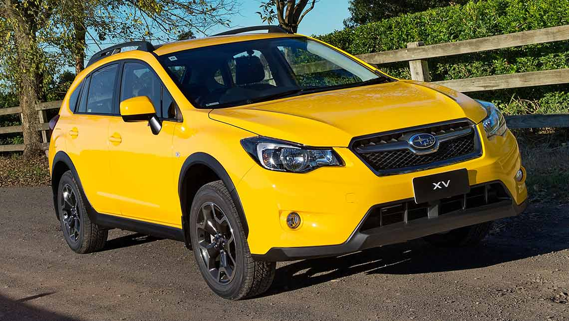 2015 Subaru Xv Sunshine Yellow Special Edition New Car