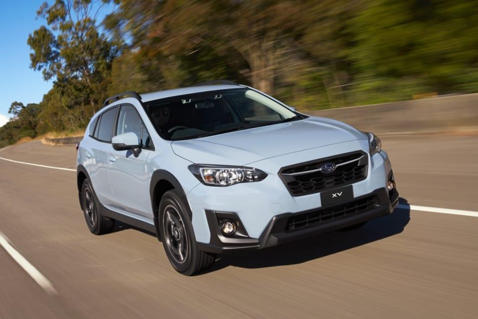 Subaru XV 2.0i Premium 2017 review: snapshot | carsguide