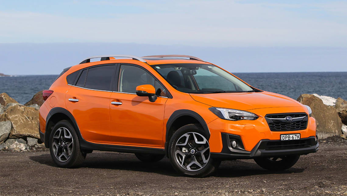 Subaru Xv 2 0i S 2018 Off Road Review Carsguide