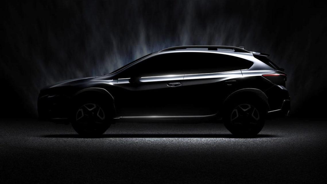 All-new 2017 Subaru XV teased…