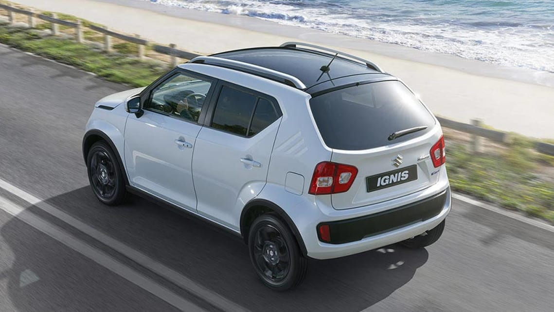 2017 suzuki ignis confirmed for australia car news carsguide. Black Bedroom Furniture Sets. Home Design Ideas