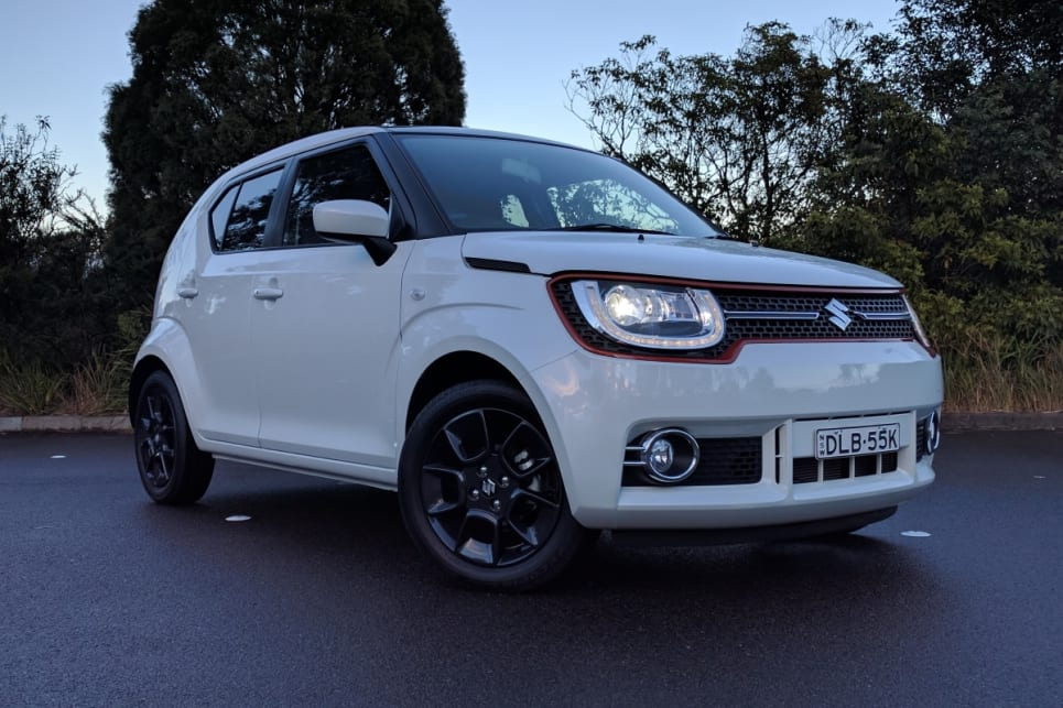 Suzuki Ignis GLX 2017 review: weekend test | CarsGuide
