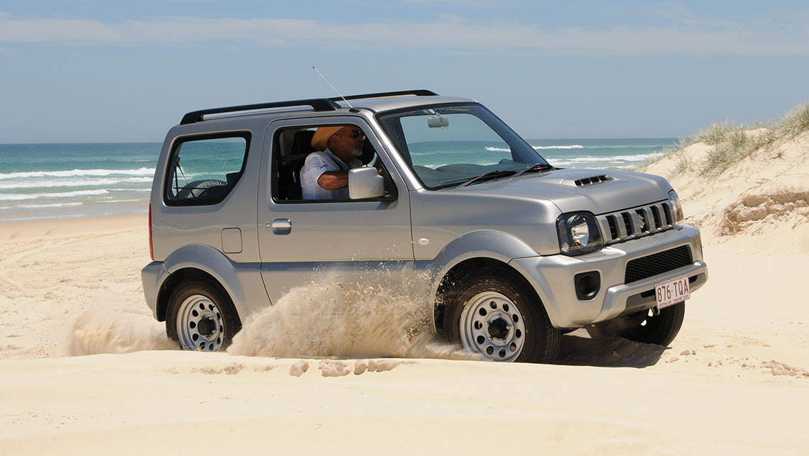 suzuki jimny 2015 review carsguide. Black Bedroom Furniture Sets. Home Design Ideas