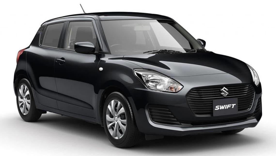 Suzuki 2017 models
