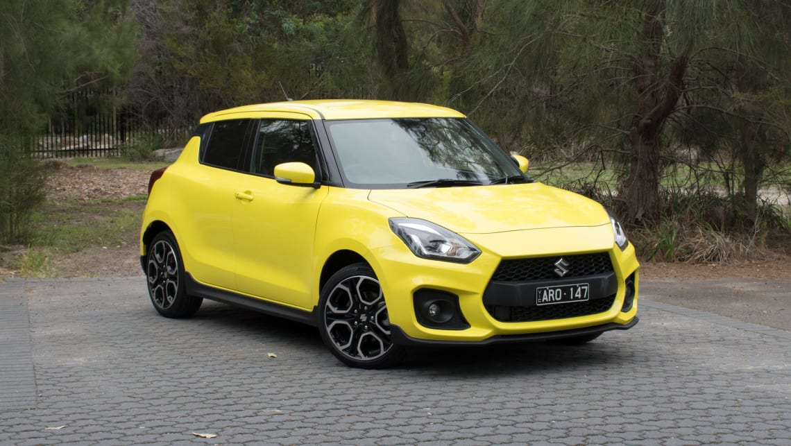 Suzuki Swift 2018 Review Sport Carsguide