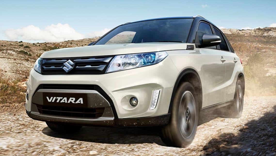 Suzuki Grand Vitara V Review Manual