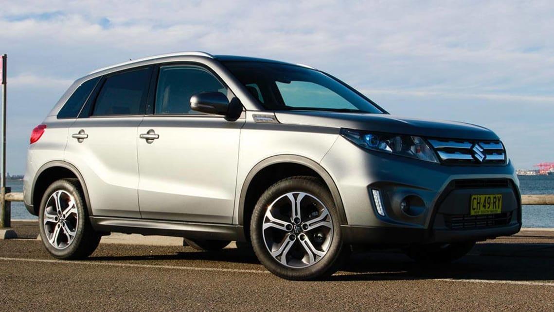 2016 Suzuki Vitara RT X Diesel