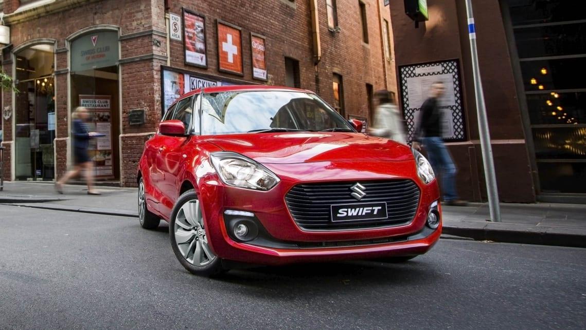 Suzuki Swift GL Navigator 2019 review: snapshot   CarsGuide
