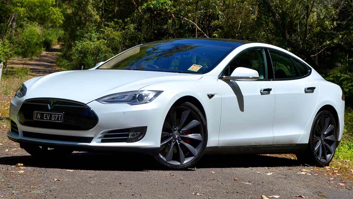 Tesla Model S Review CarsGuide - 2013 tesla model s range