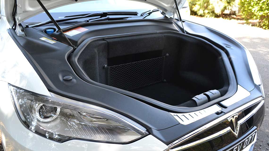 Tesla Model S Review CarsGuide - 2014 tesla