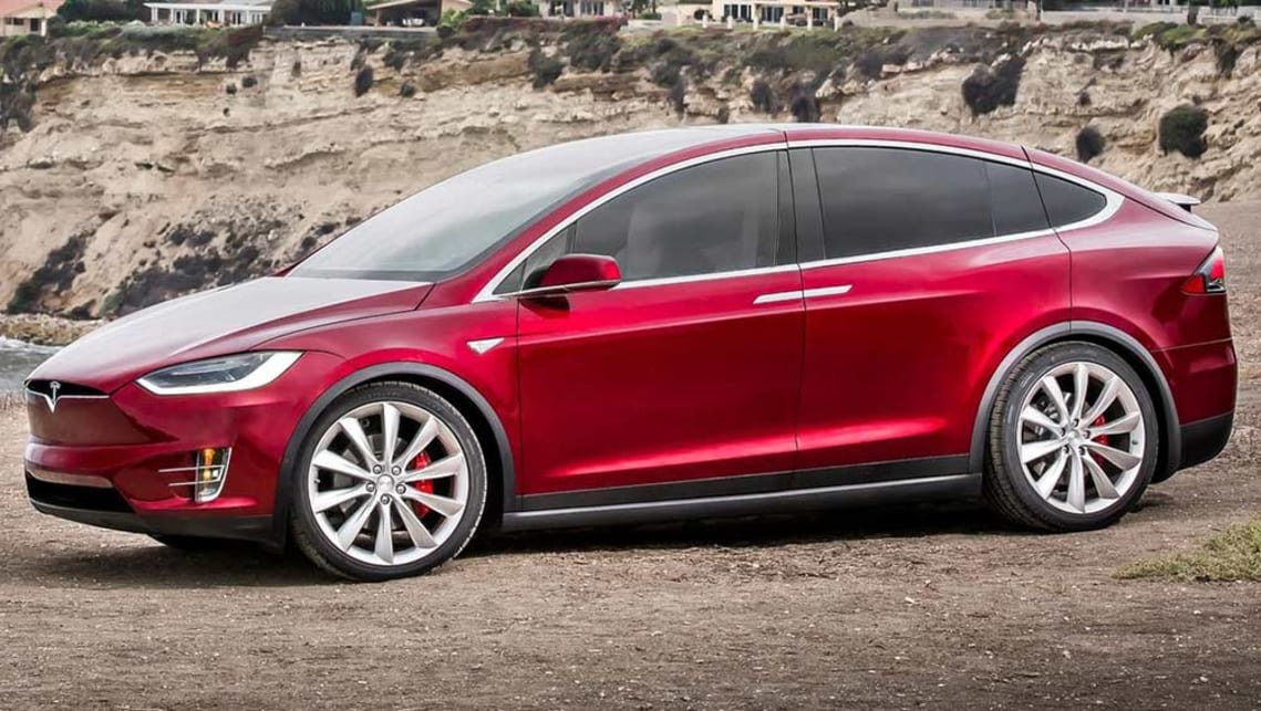 tesla announces model x starting price for australia car news carsguide. Black Bedroom Furniture Sets. Home Design Ideas