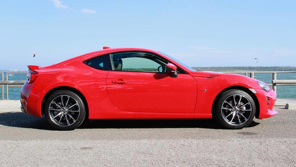 Toyota 86 GTS 2017 review | CarsGuide