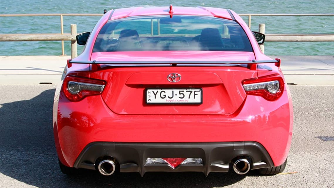 2017 Toyota 86 Image Credit Peter Anderson