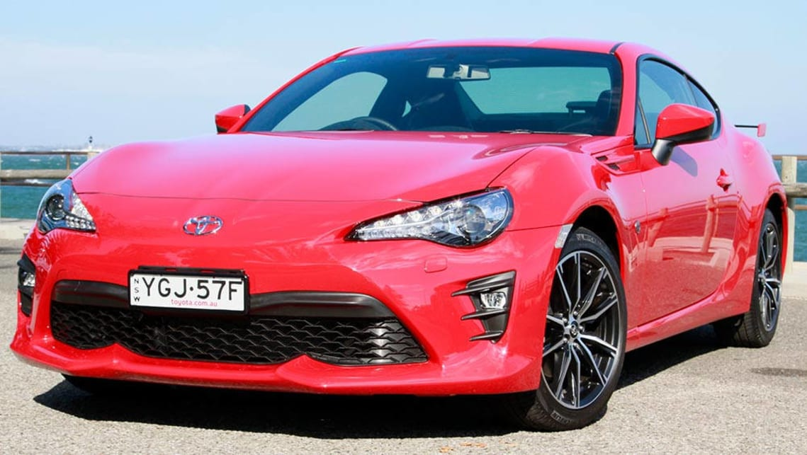 Toyota 86 Gts 2017 Review Road Test Carsguide