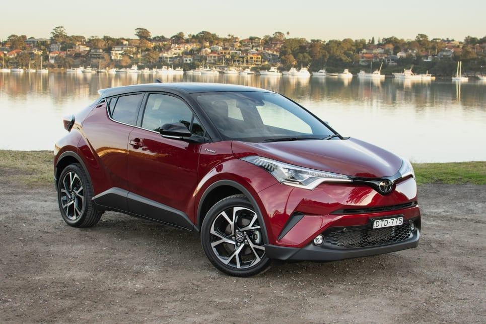 Toyota C-HR 2018 review: Koba