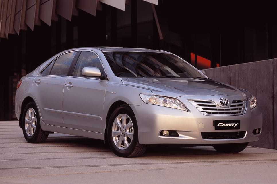 2007 camry review