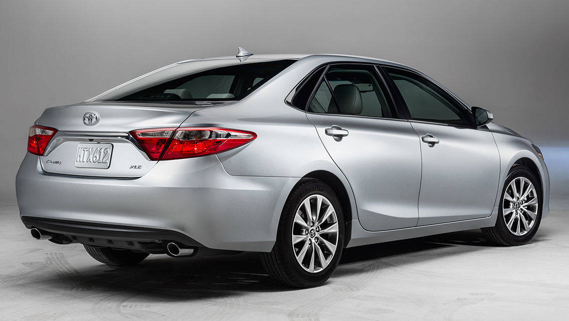Last Toyota Camry starts production | exclusive - Car News ...