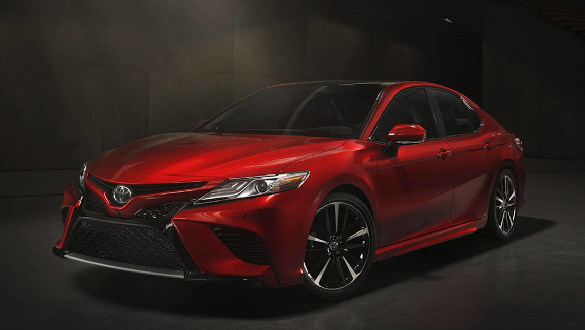 toyota camry v6 to replace aurion after australian