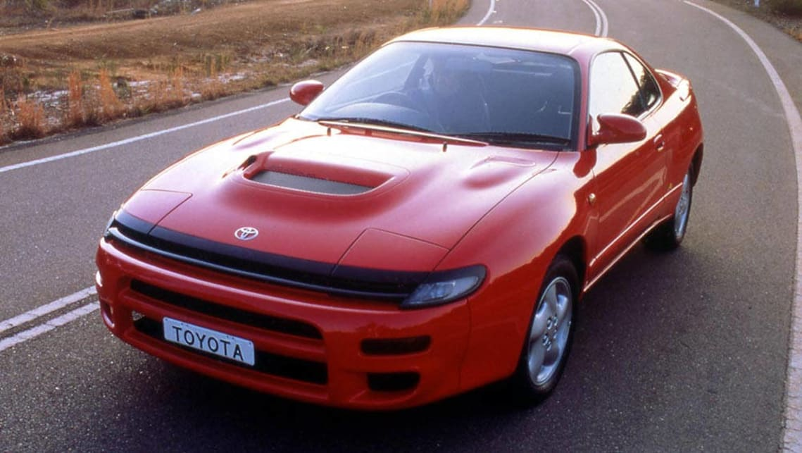 Used Toyota Celica Review 1990 2006 Carsguide