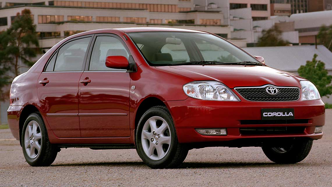 Used Toyota Corolla Review 2000 2012 Carsguide