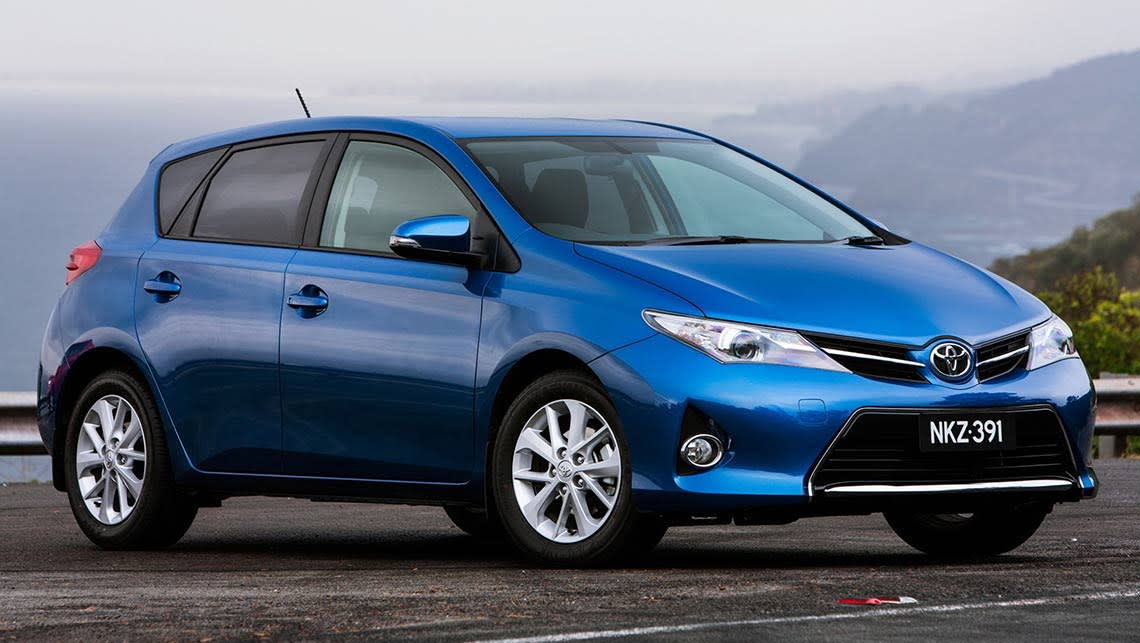 used toyota corolla review: 2000-2012 | carsguide