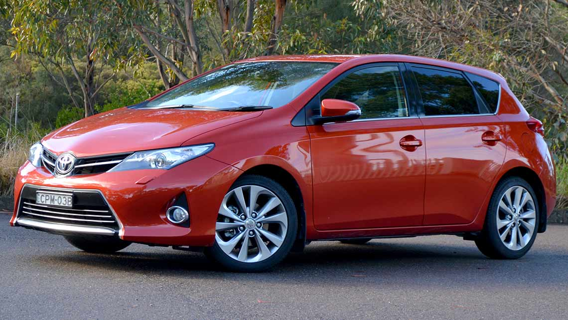 2015 Toyota Corolla review | Levin ZR hatch video | CarsGuide