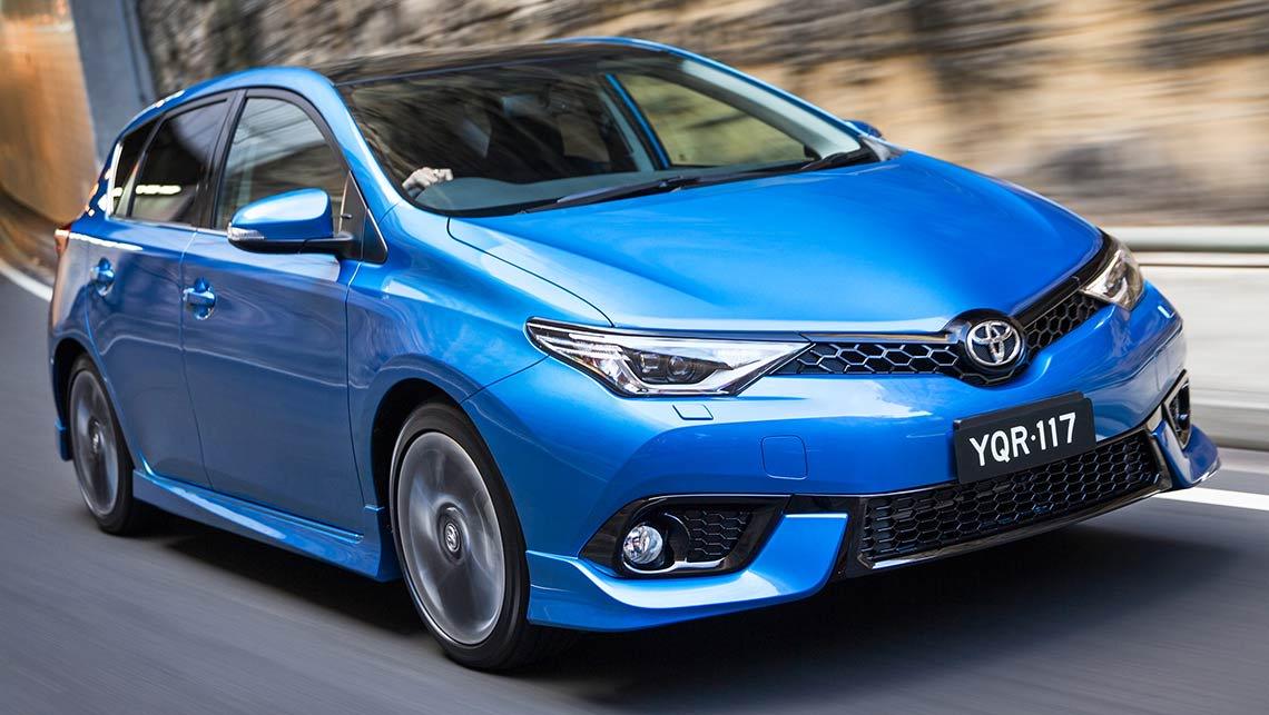 2015 toyota corolla hatch new car sales price car news. Black Bedroom Furniture Sets. Home Design Ideas