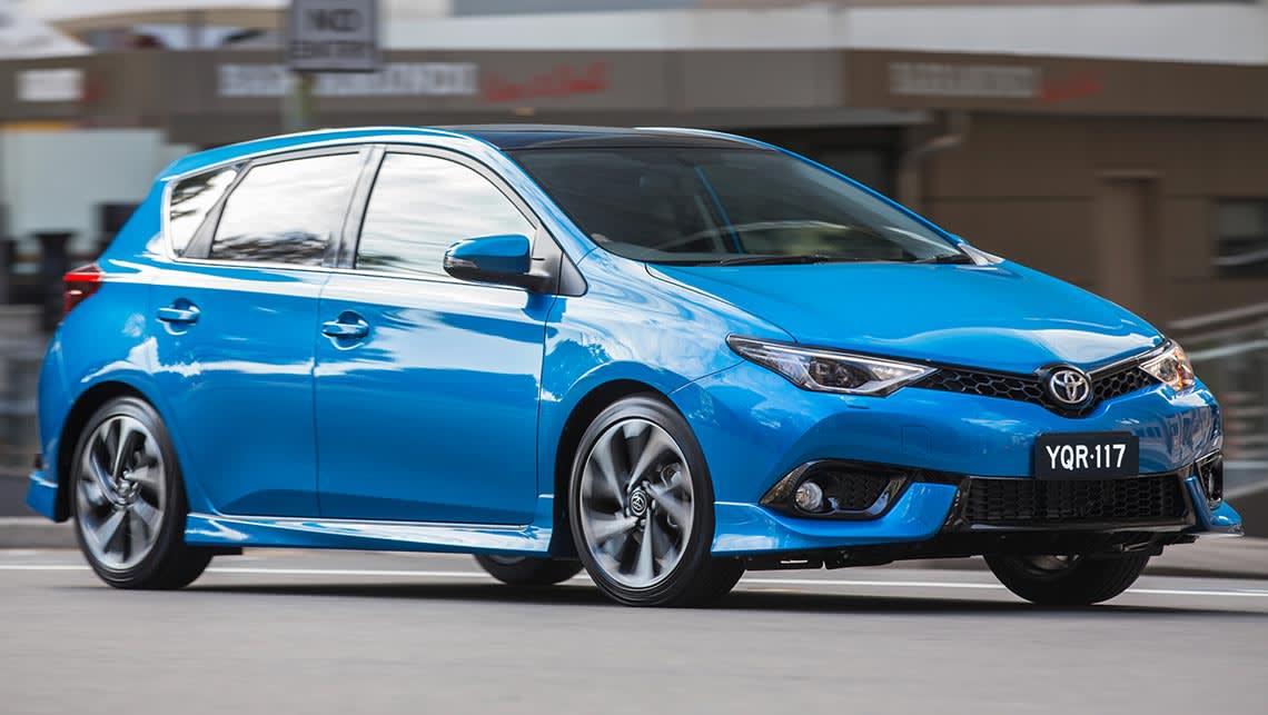 2015 Toyota Corolla Hatch New Car Sales Price Car News