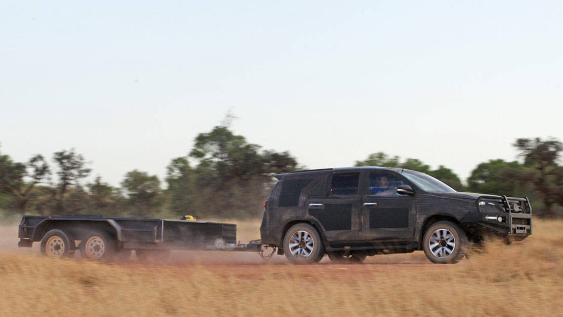 2015 Toyota HiLux and Fortuner SUV   spy shots - Car News ...