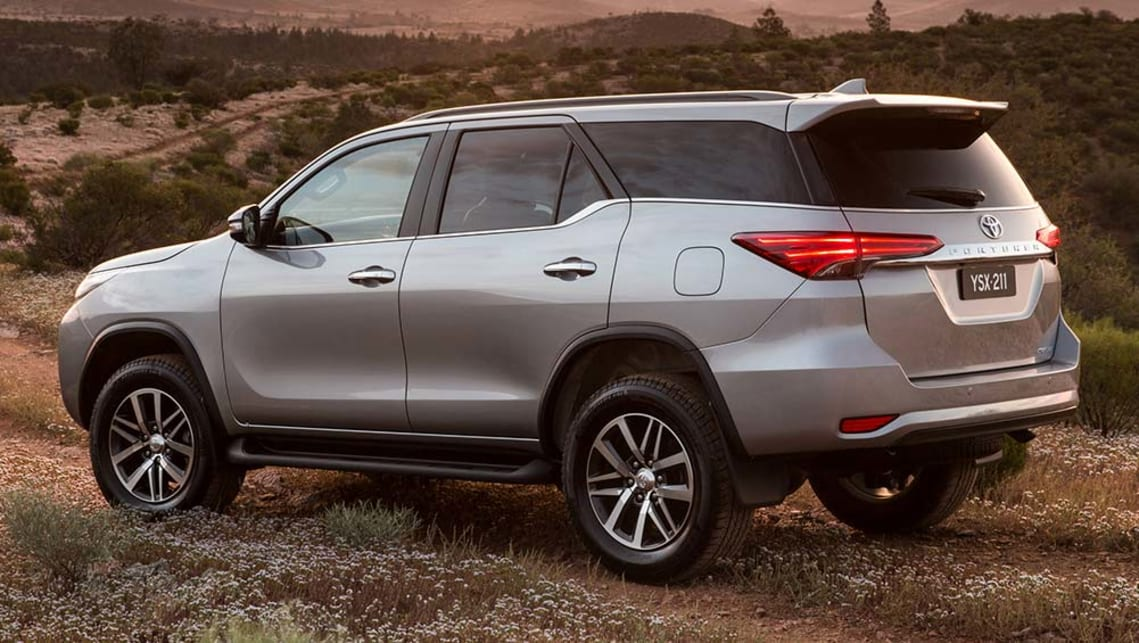 2016 Toyota Fortuner Crusade Review Road Test Carsguide