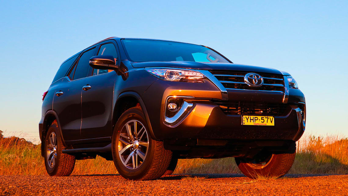 Toyota Fortuner Crusade 2018 review