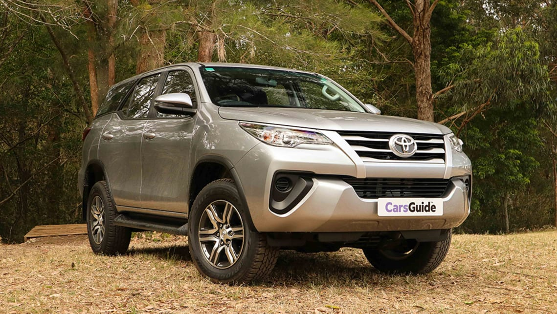 Toyota Fortuner GX 2018 review