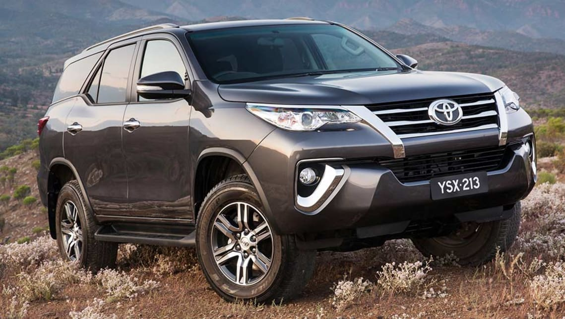 Toyota Fortuner 2015 Review Carsguide
