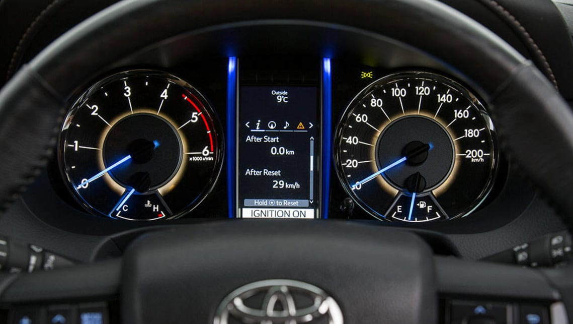 Suv With Third Row >> 2015 Toyota Fortuner interior revealed - Car News | CarsGuide