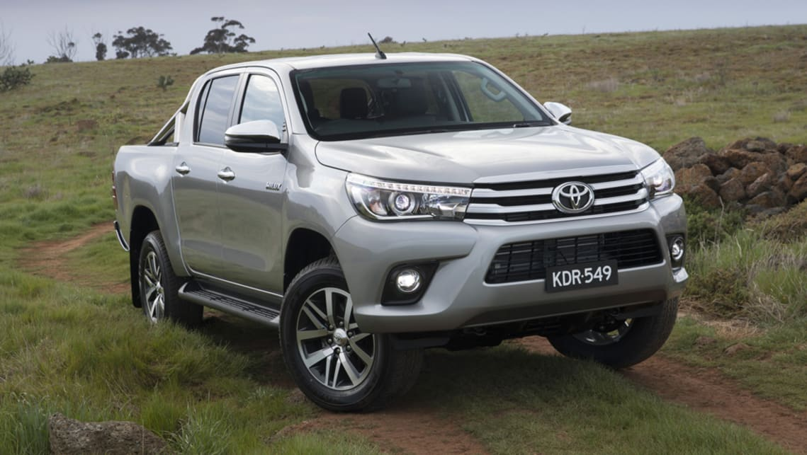 Toyota Hilux 2018 Pricing And Spec Confirmed Car News Carsguide