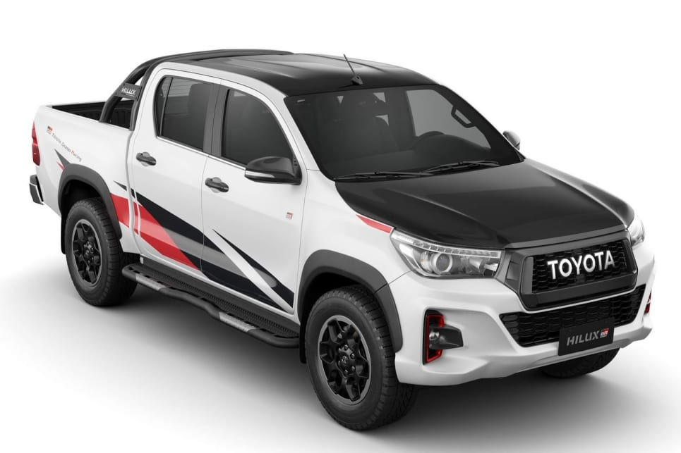 Toyota Hilux Gr Performance Model On Australian Wish List Car News