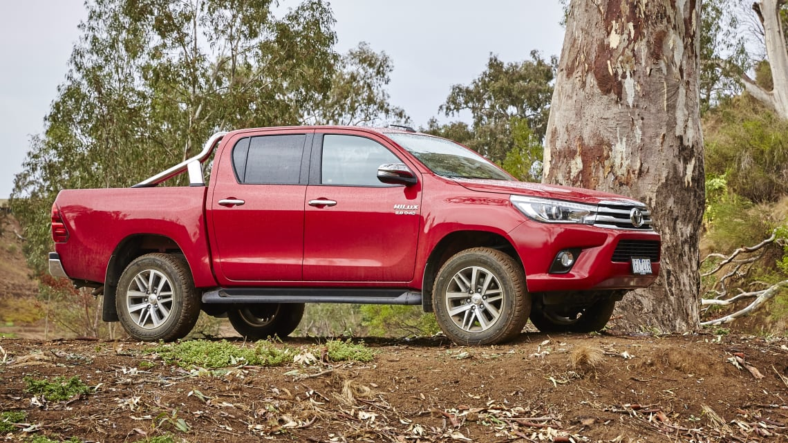 Toyota Hilux 2017 | CarsGuide