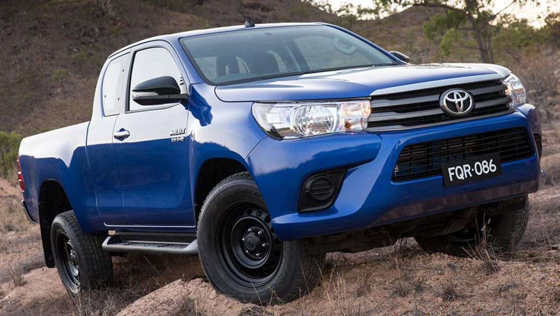 Toyota Hilux 2015 Review Carsguide
