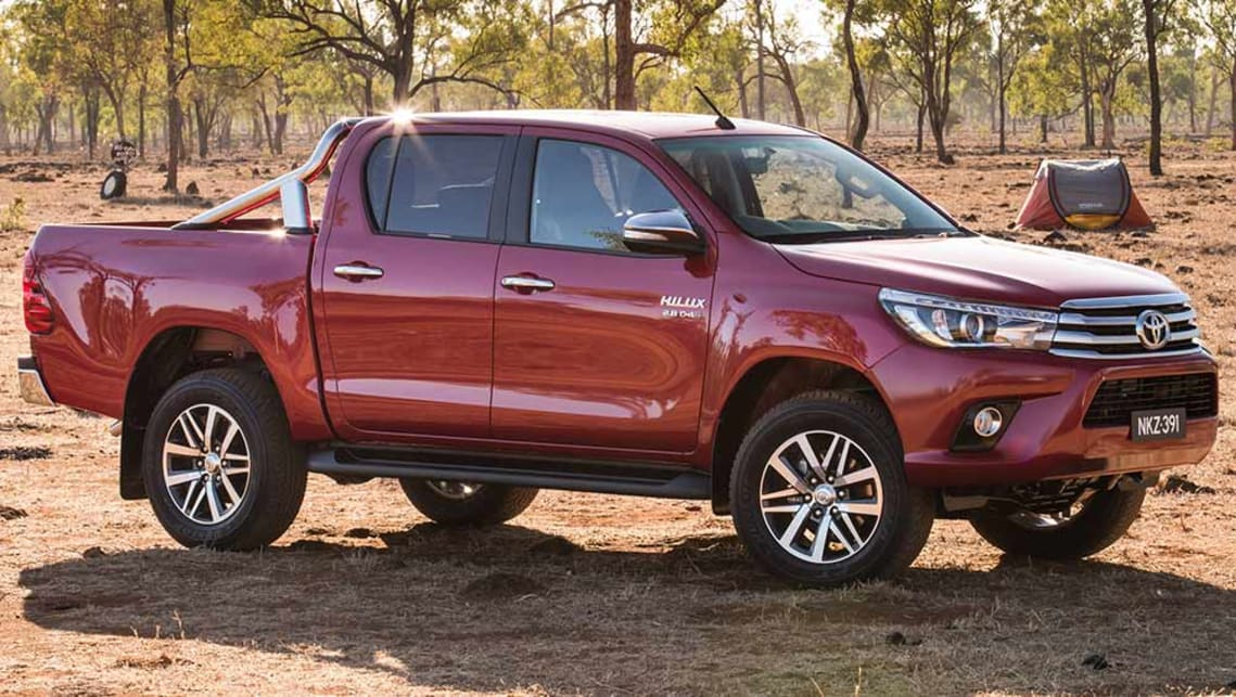 toyota hilux 2015 review | carsguide GD76