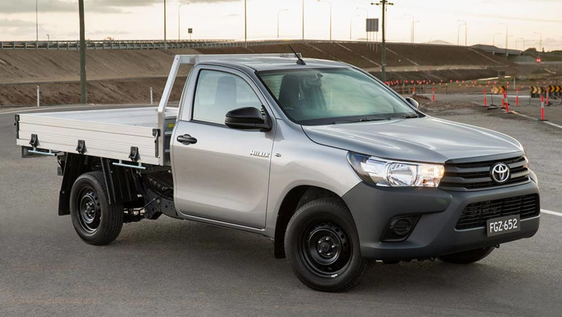 2015 Toyota Hilux Review First Drive Carsguide