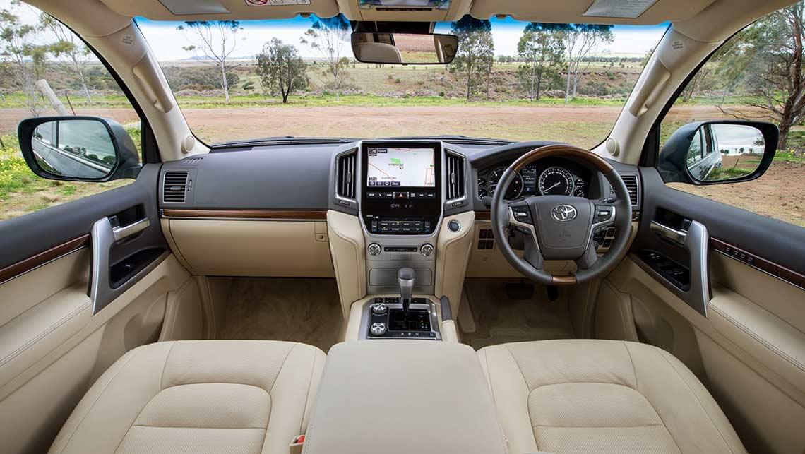 2015 Toyota Landcruiser 200 Series Revealed Car News